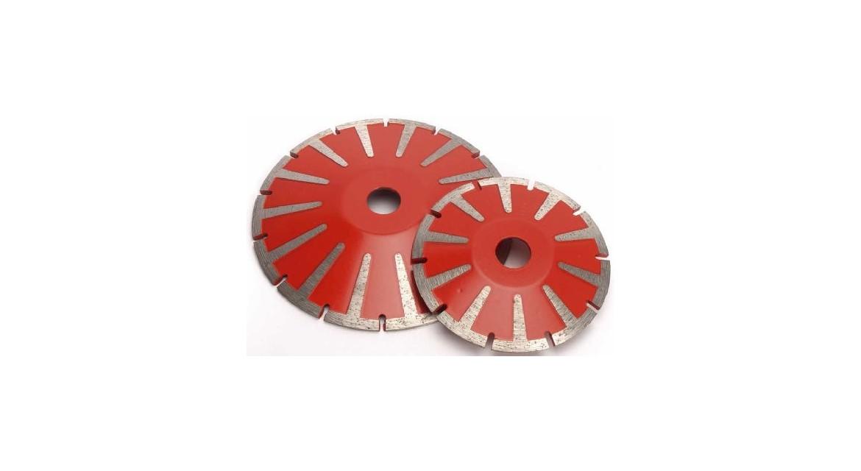 Disco de corte convexo p/ pedra ref. Swiflex CUT SCC