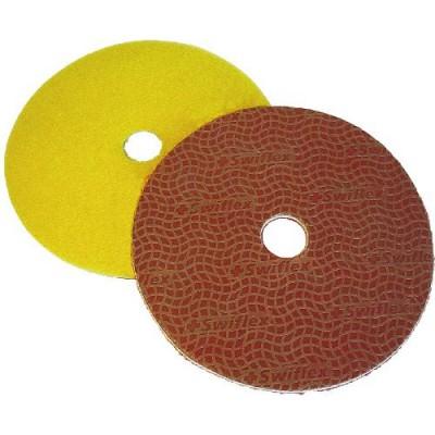 Discos de desbaste e polimento para mármore com base fixa Ref. Swiflex QS