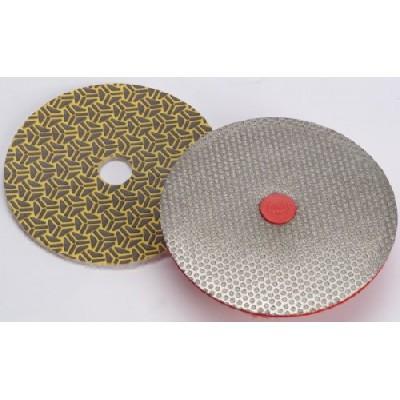Discos de remoção rápida para granito e mármore Ref. Swiflex LW