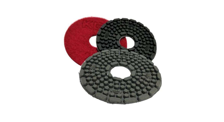 Velcro Discs for granite,marble and concrete Ref. Speedline Eco
