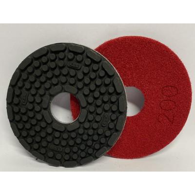 Lixas de base em velcro para trabalhar com água granito/mármore Ref. Speedline Eco