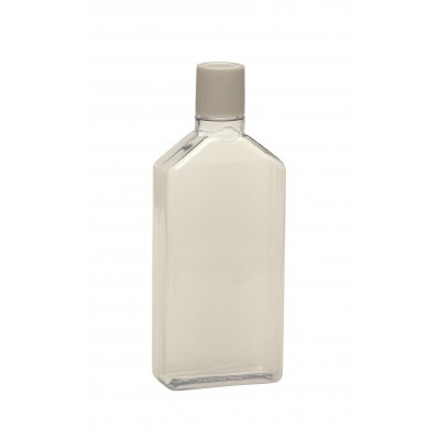 Retagular cedar oil bottle 200 ml